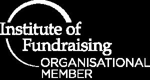 IoF logo white