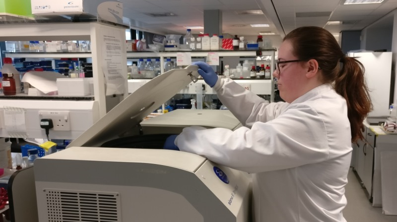 Rachel Henderson lab leukaemia stem cell