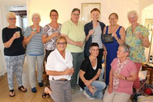 Birmingham fundraising group with outstanding fundraising award